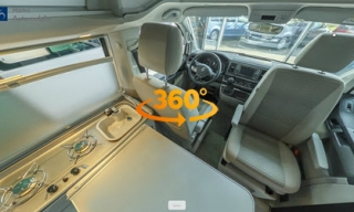 VW California 360°-Rundgang