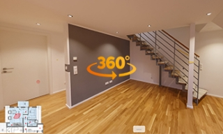 Immobilien 360°-Rundgang